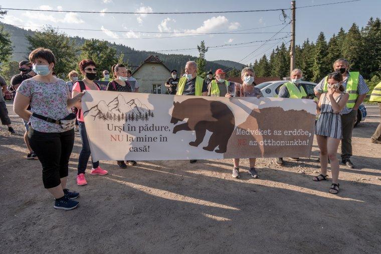 Még mindig per tárgya a három évvel ezelőtti medvetámadás után kifizetendő kártérítés