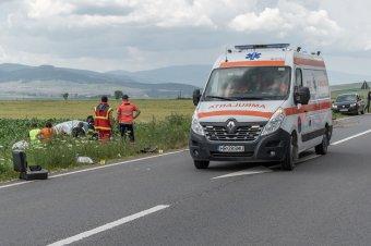 Rendőrség a halálos alcsíki balesetről: a kisteherautó tért át a szembejövő sávra