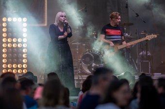 A Honeybeast koncertje sem ért véget meglepetés nélkül