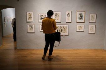 Nők a Csíki Székely Múzeumban, ahogyan Nagy Imre látta
