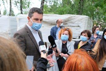 Korlátozták a medveprobléma megoldását követelő gazdák bukaresti tüntetését