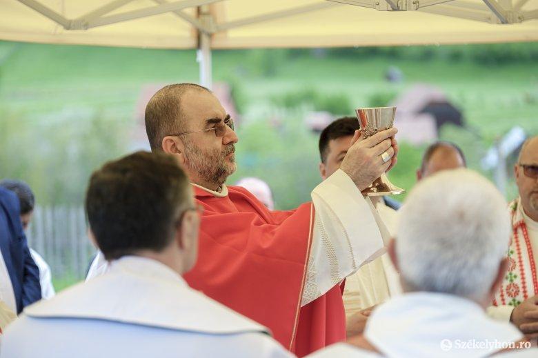 Felavatták az anyaországi támogatással felépült Szent Gellért Óvodát Gyimesközéplokon