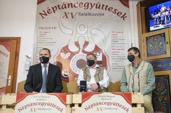 Csíkszeredában tartják az Erdélyi Magyar Hivatásos Néptáncegyüttesek Találkozóját