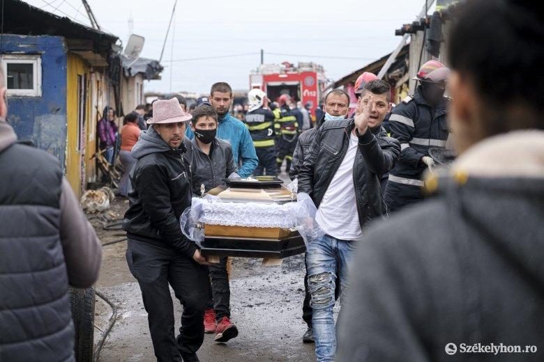 Fotókon a csíksomlyói tűzeset: idén már a második