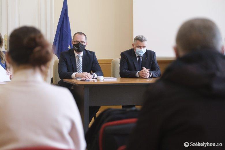 Elfogadták Csíkszereda költségvetését, két új önkormányzati képviselőt iktattak be