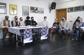 Erdélyi tánckóstoló címmel tart előadást a Hargita Nemzeti Székely Népi Együttes