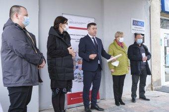 Nyertes pályázat: több mint 19 millió lejt fordíthat a csíkszeredai kórház a járvány kezelésére