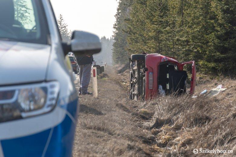 Uniós viszonylatban továbbra is Romániában halnak meg a legtöbben közúti balesetben