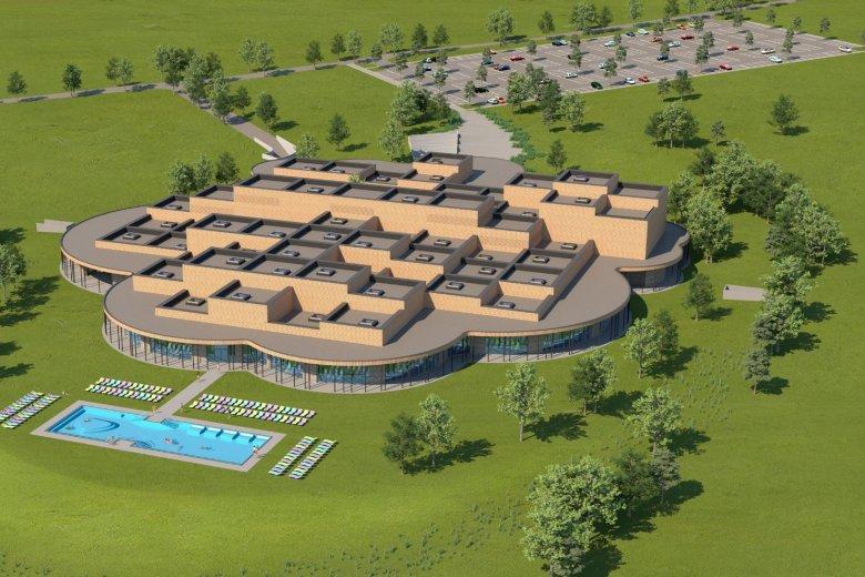Wellnessközpont, sportpályák, sportszálló, skanzen – nagyívű fejlesztéseket terveznek Madéfalván