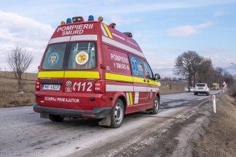 Rövid idő alatt két baleset is történt Maros megyében