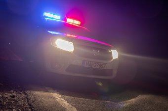 Menekülni próbált a rendőrök elől az ittas gépkocsivezető