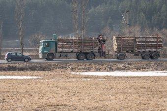 Tánczos Barna: működik az erdőfelügyelő és a fanyomkövető, orvosolják a gondokat