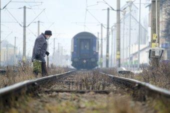 Vonatok vesztegelnek Tusnádfürdőn és környékén a sínekre dőlt fák miatt