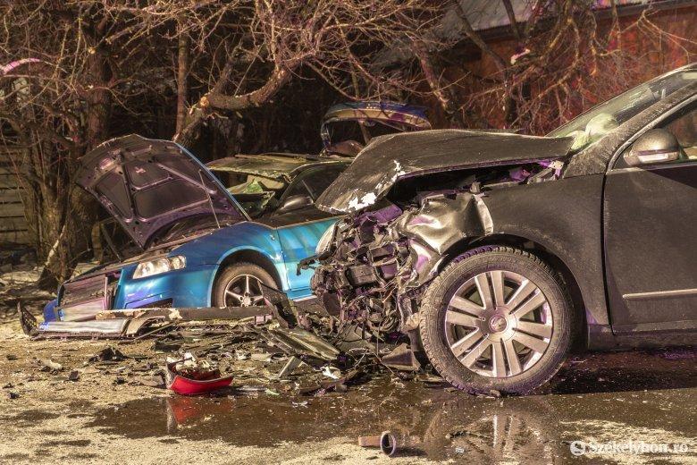 Öt hónap alatt 271 baleset történt a Maros megyei közutakon
