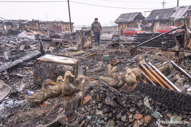 Ami a tűzvész után maradt