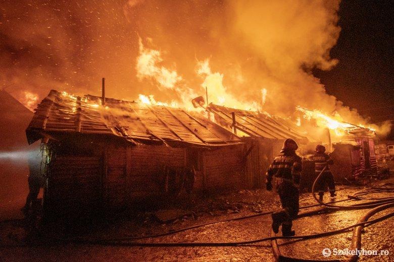 Kiderült, hogy mi okozta a csíksomlyói tűzvészt