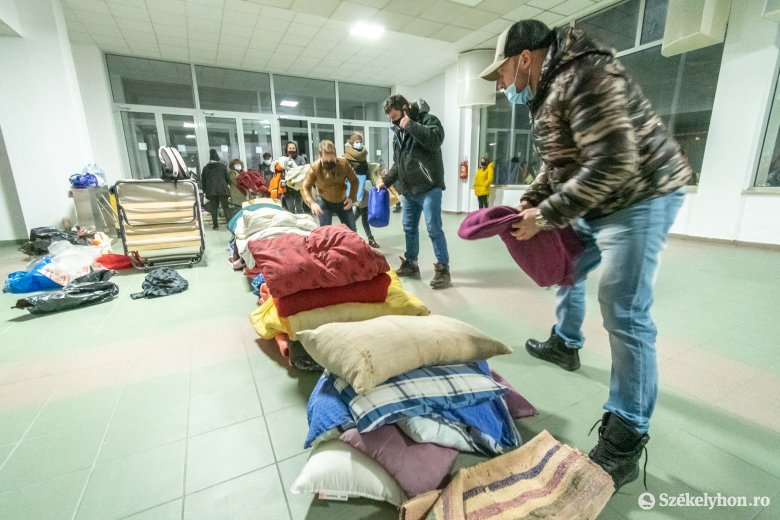 Támogatásáról biztosította Csíkszeredát az államfő, a kormány is segítséget ígért