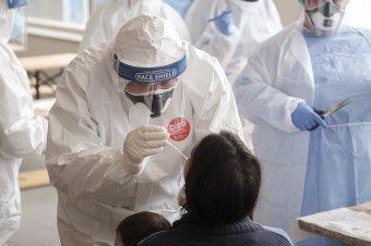 Több tucatnyi városban és több száz községben haladja meg a 6 ezreléket a fertőzöttségi ráta