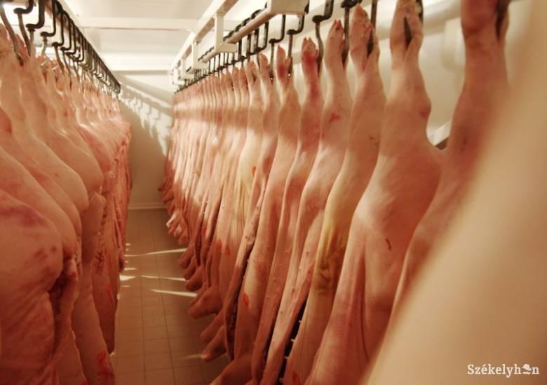 Vágóállatokat és más állati termékeket vizsgált a statisztikai hivatal