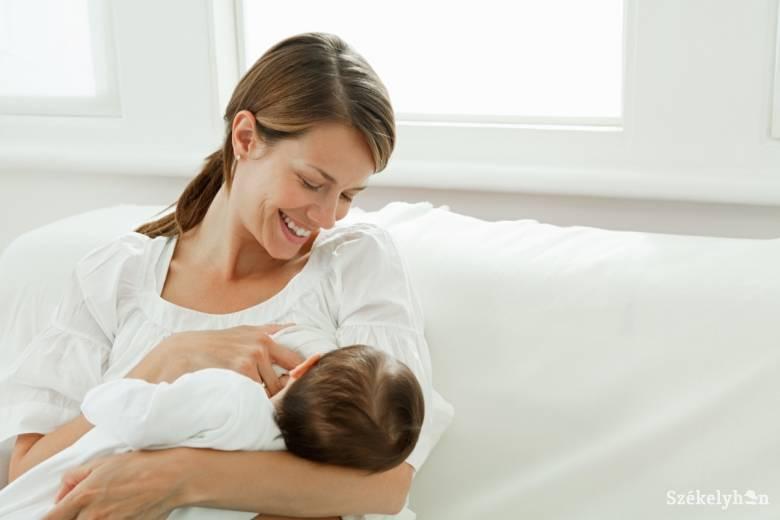 Az anyatejes táplálás napja Csíkszeredában