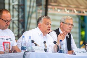 Orbán: egyszerűen nem igaz, hogy a kereszténydemokráciának liberálisnak kell lennie