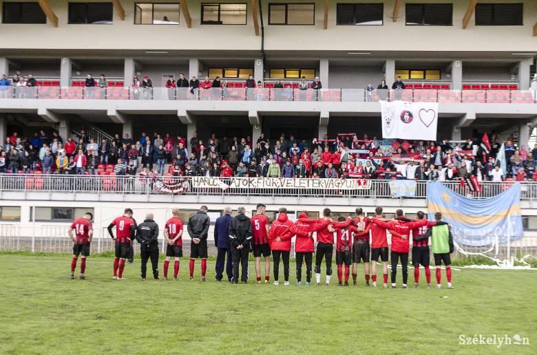 Szezont értékelt az FK Csíkszereda és a Székelyföld Labdarúgó Akadémia elnöke