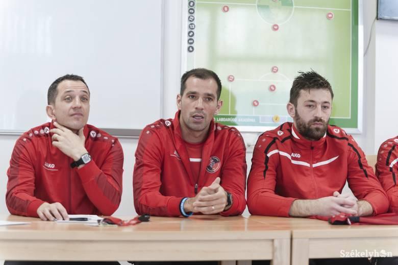 Vasluiba utazott az FK Csíkszereda