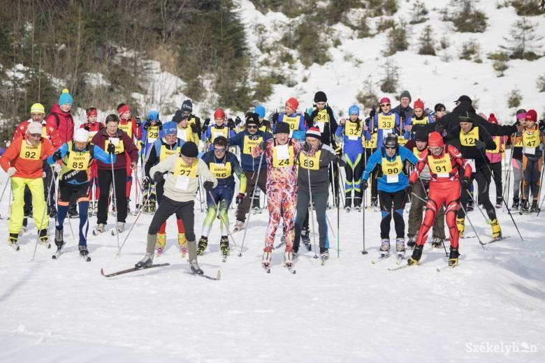 Idén sem marad el a székelyföldi sízők legrégibb tömegversenye