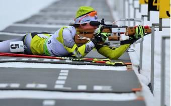 Túl a második világkupa-versenyen a székelyföldi sílövő