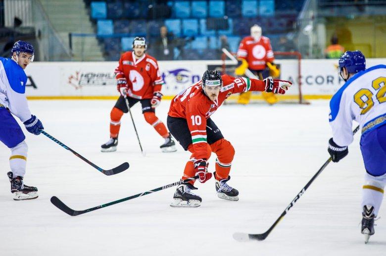 Edzésbe állt a magyar jégkorong-válogatott