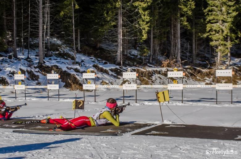Az idény utolsó biatlonversenye Hargitafürdőn