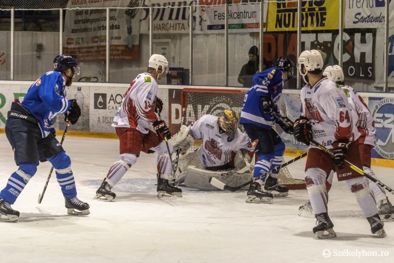 Hazai jégen a GYHK, a Fradi és az UTE ellen játszik a Sportklub