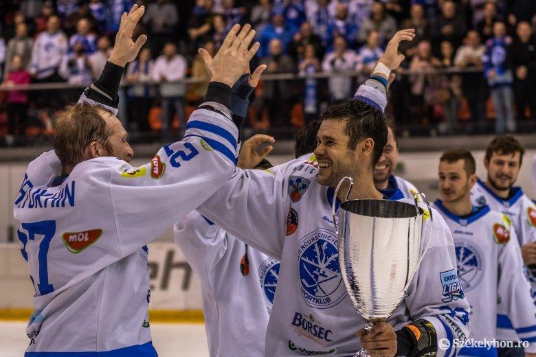 Papp Szabolcs: minden sportoló azt szeretné, hogy a pályán harcolja ki a bajnoki címet