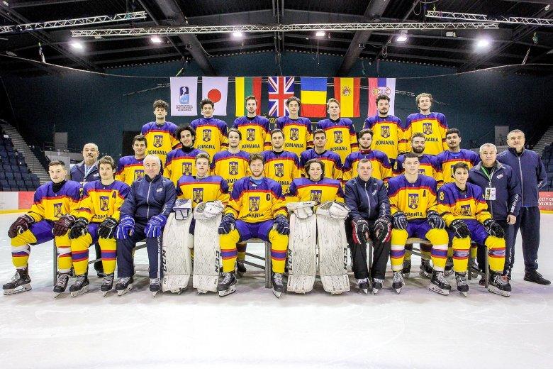 Negyedik lett az U20-as válogatott Vilniusban