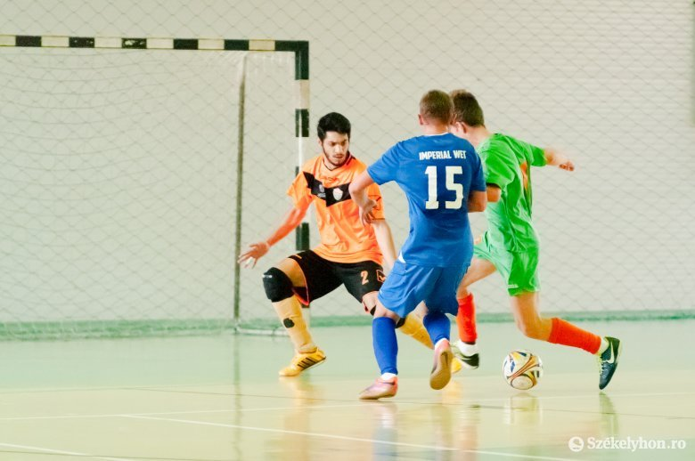 Tucatot vágott, hibátlan az FK Udvarhely ificsapata