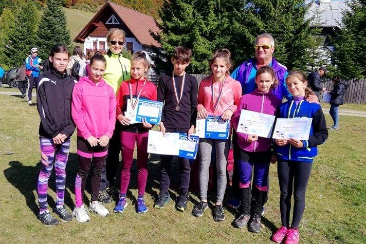 Futóversenyen bizonyítottak a biatlonisták