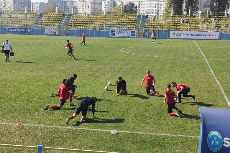 Győzött Bukarestben, már nincs kieső helyen az FK