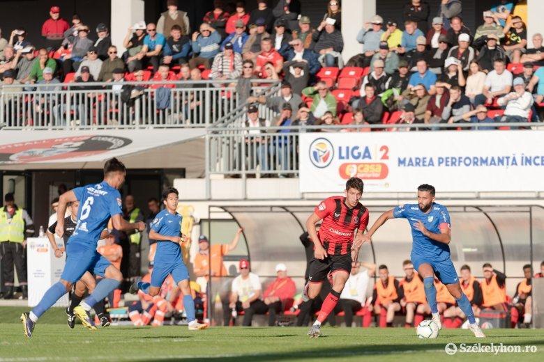 Szombaton játssza következő meccsét az FK Csíkszereda