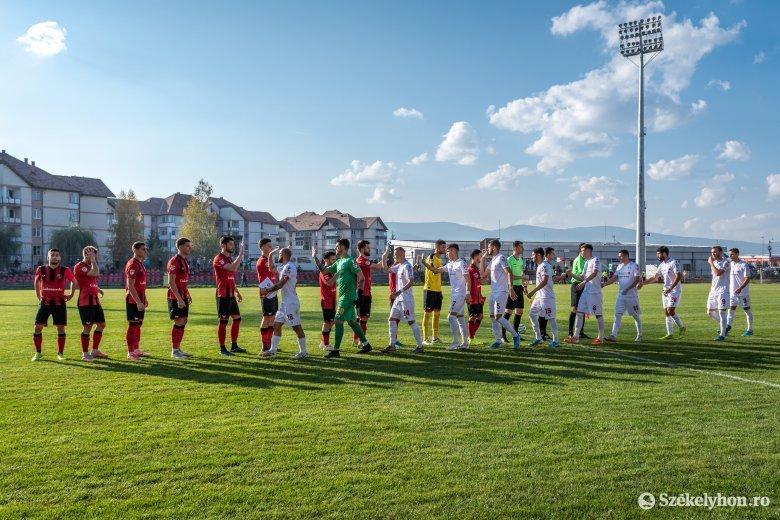 Egy hónapja az FK Csíkszeredának összejött, újra legyőzné a Rapidot
