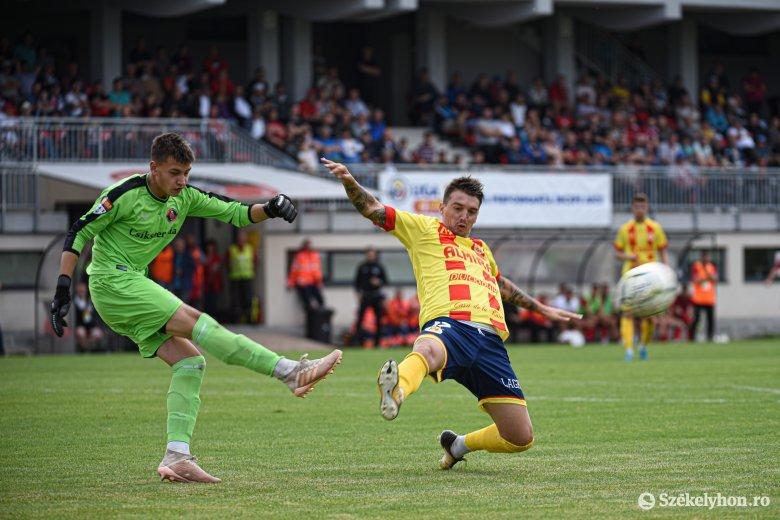 Az FK Csíkszereda ott lép pályára, ahol a válogatott