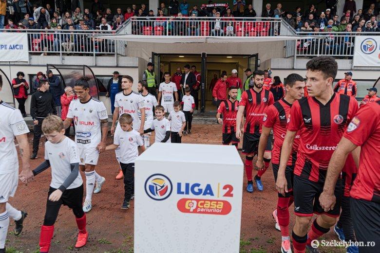 Kiszáll a bajnokságból az FK Csíkszereda ellenfele
