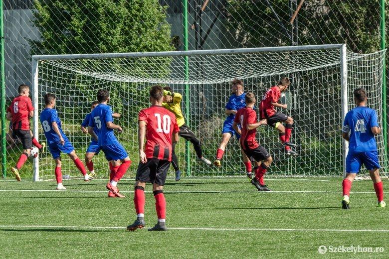 Pontokkal tértek haza a fővárosból az FK ificsapatai