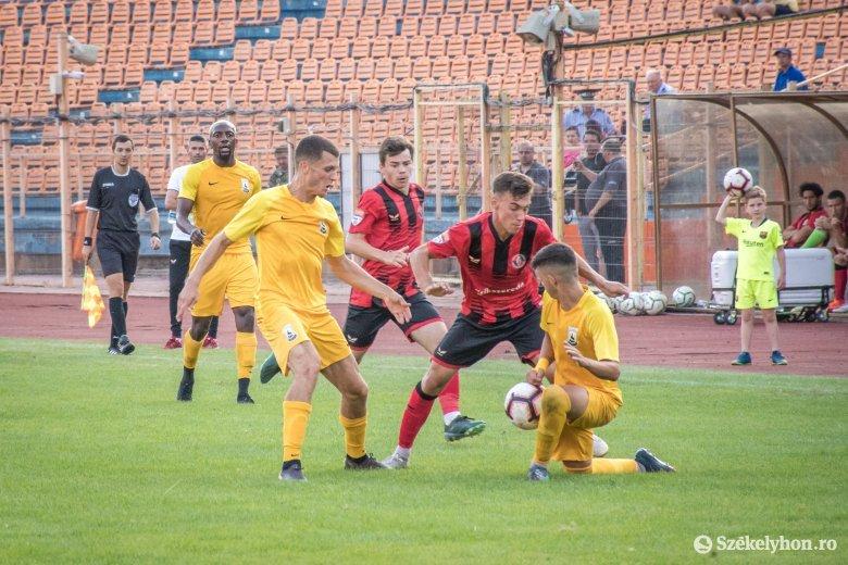 Barcarozsnyón játszik a továbbjutásért a kupában az FK Csíkszereda