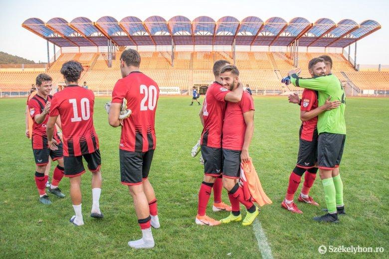 Jó sorsolás az FK Csíkszeredának, belehúzott a Kolozsvári CFR