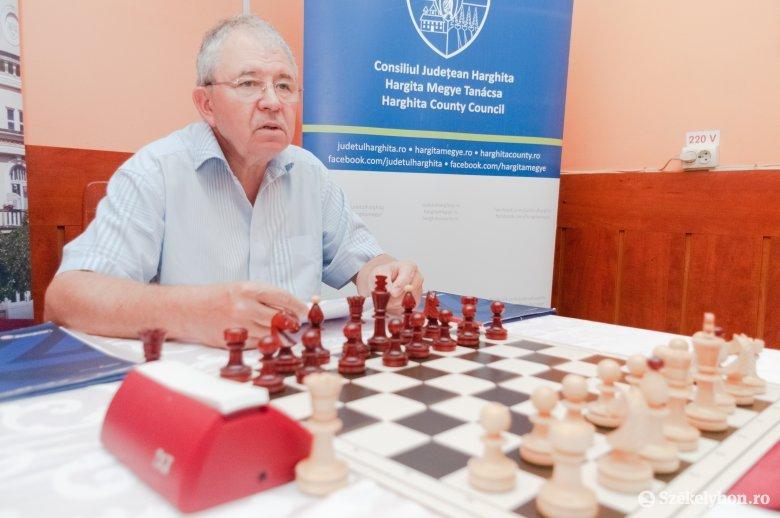 Nyolc ország versenyzői mérkőznek meg a csíkszeredai sakkfesztiválon