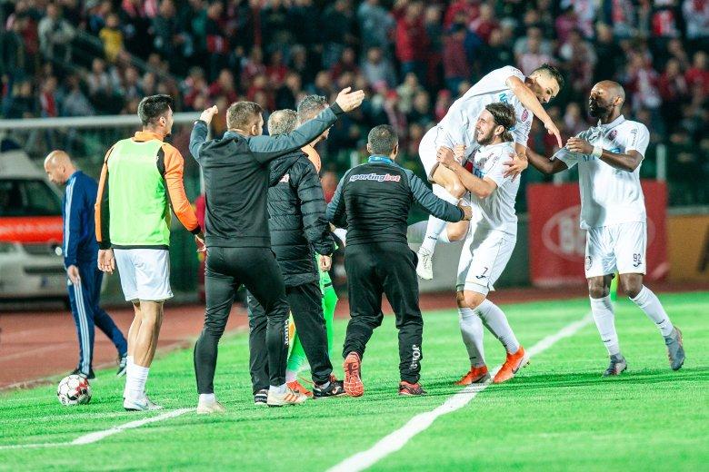 Kolozsvári CFR: több tiszteletet érdemlünk