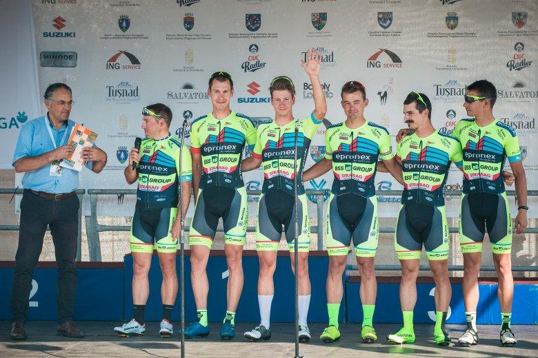 Elkezdődött Székelyföld Kerékpáros Körversenye