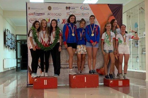 Csíki tájfutók a délkelet-európai bajnokságon