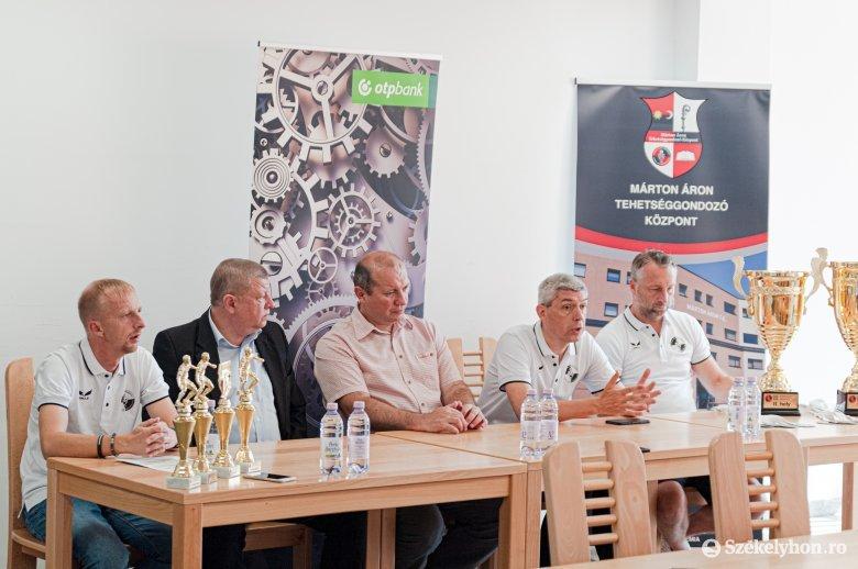 Rajt a csíkszeredai Székelyföld OTP Bank Kupán