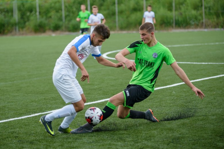 A Puskás Akadémia az első döntős a Székelyföld OTP Bank Kupán